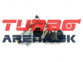 SAAB 9-3 II 2.0 T 129 KW - 175 HP TURBODÚCHADLO
