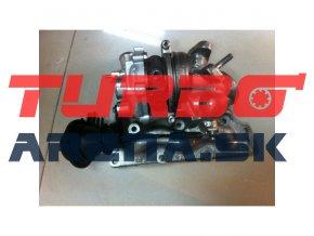 SMART-MCC SMART BRABUS 74 KW - 100 HP TURBODÚCHADLO