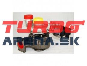 VOLKSWAGEN CRAFTER 2.5 TDI 80 Kw - 109 HP TURBODÚCHADLO