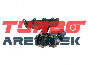 VOLKSWAGEN TOURAN 1.4 TSI 125 KW - 170 HP TURBODÚCHADLO