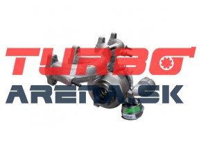VOLKSWAGEN TOURAN 1.9 TDI 74 KW - 101 HP TURBODÚCHADLO