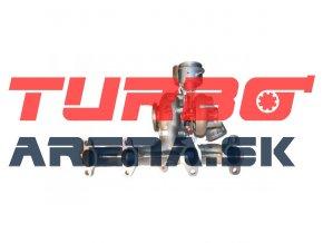 VOLKSWAGEN TOURAN 1.9 TDI 77 KW - 105 HP TURBODÚCHADLO