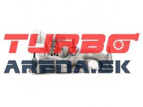 AUDI A3 2.0 TDI (8P/PA) 103 KW - 140 HP TURBODÚCHADLO