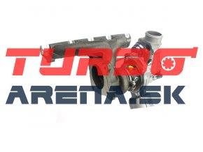 AUDI A4 2.0 TFSI (B7) 125 KW - 170 HP TURBODÚCHADLO