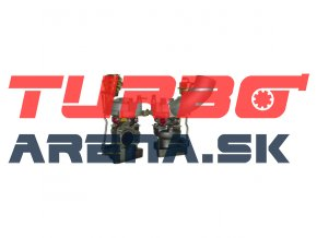 AUDI A6 2,7 T (C5) RECHTS 184 KW - 250 HP TURBODÚCHADLO