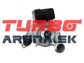 CHRYSLER 300C CRD 160/165 KW - 218/225 HP TURBODÚCHADLO