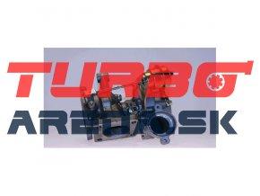 CITROEN JUMPER 2.0 TD 76 KW - 103 HP TURBODÚCHADLO