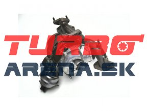 DODGE CALIBER 2.0 CRD 103 KW - 140 HP TURBODÚCHADLO