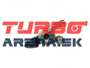 FIAT GRANDE PUNTO 1.9 JTDM 96 KW - 130 HP TURBODÚCHADLO