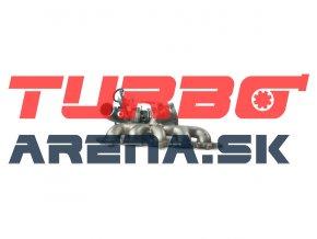 FORD S-MAX 2.5 TURBO 162 KW - 220 HP TURBODÚCHADLO