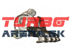 FORD TRANSIT V 2.0 DI 75 55 KW - 75 HP TURBODÚCHADLO
