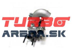 HYUNDAI STAREX CRDI 103 KW - 140 HP TURBODÚCHADLO