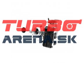 JAGUAR S TYPE 2.7D 152 KW - 207 HP TURBODÚCHADLO