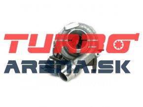 NISSAN X-TRAIL 2.0 DCI (T31) 127 KW - 173 HP TURBODÚCHADLO