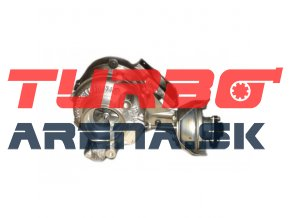 PEUGEOT 807 2.0 HDI 100 KW - 136 HP TURBODÚCHADLO