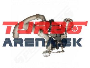 SAAB 9-3 II 1.9 TTID 132 KW - 180 HP TURBODÚCHADLO