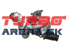 VOLKSWAGEN AMAROK 2.0 BITDI 120 KW - 163 HP TURBODÚCHADLO