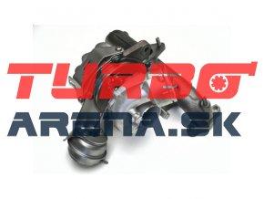 VOLKSWAGEN EOS 2.0 TDI 103 KW - 140 HP TURBODÚCHADLO