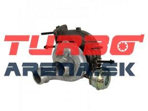VOLKSWAGEN LT II 2.5 TDI 80 KW - 109 HP TURBODÚCHADLO