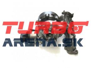 VOLKSWAGEN SCIROCCO 2.0 TDI 103 KW - 140 HP TURBODÚCHADLO
