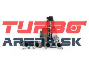 VOLKSWAGEN SCIROCCO 2.0 TDI 125 KW - 170 HP TURBODÚCHADLO