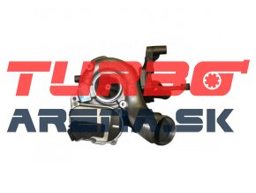 VOLKSWAGEN TOUAREG 3.0 TDI 165 KW - 224 HP TURBODÚCHADLO
