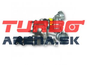 VOLKSWAGEN TOURAN 1.4 TSI 90 KW - 122 HP TURBODÚCHADLO