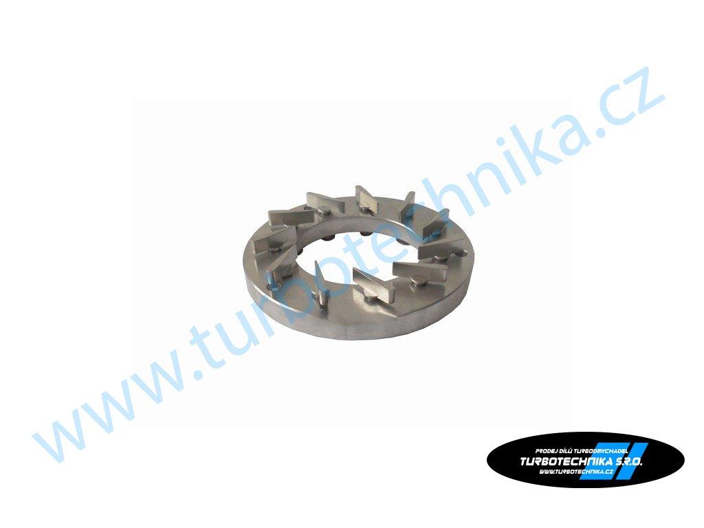 VNT mechanismus - regulace - KKK - 1354 - Ibiza Fabia Polo 1.9TDi 96kW  Náhradní díly prémiové kvality