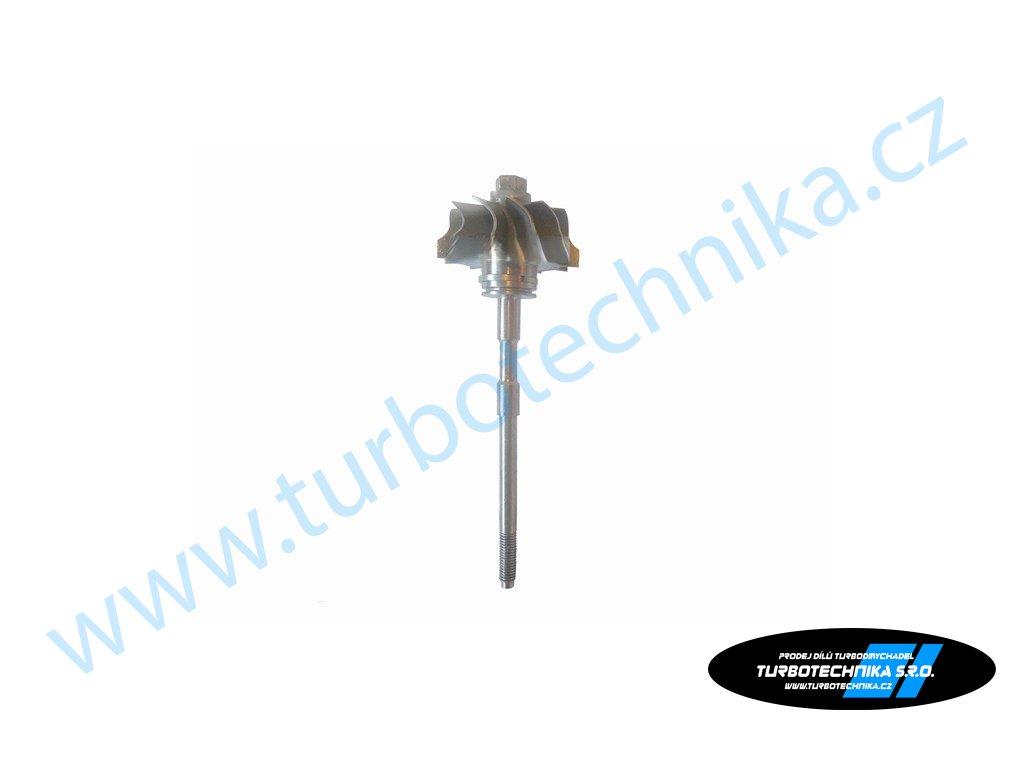 Hřídel s turbínovým kolem - Garrett - 100-00336-100  Hřídel s turbínovým kolem prémiové kvality