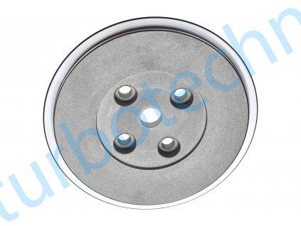 Deska středu turbodmychadla - Garrett - 100-00439-300  Náhradní díly prémiové kvality