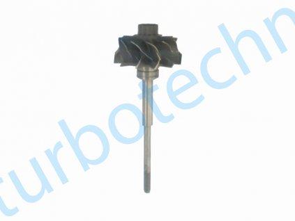 Hřídel s turbínovým kolem - Mitsubishi - 300-00599-100  Hřídel s turbínovým kolem prémiové kvality