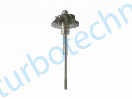 Hřídel s turbínovým kolem - Mitsubishi - 300-00606-100  Hřídel s turbínovým kolem prémiové kvality