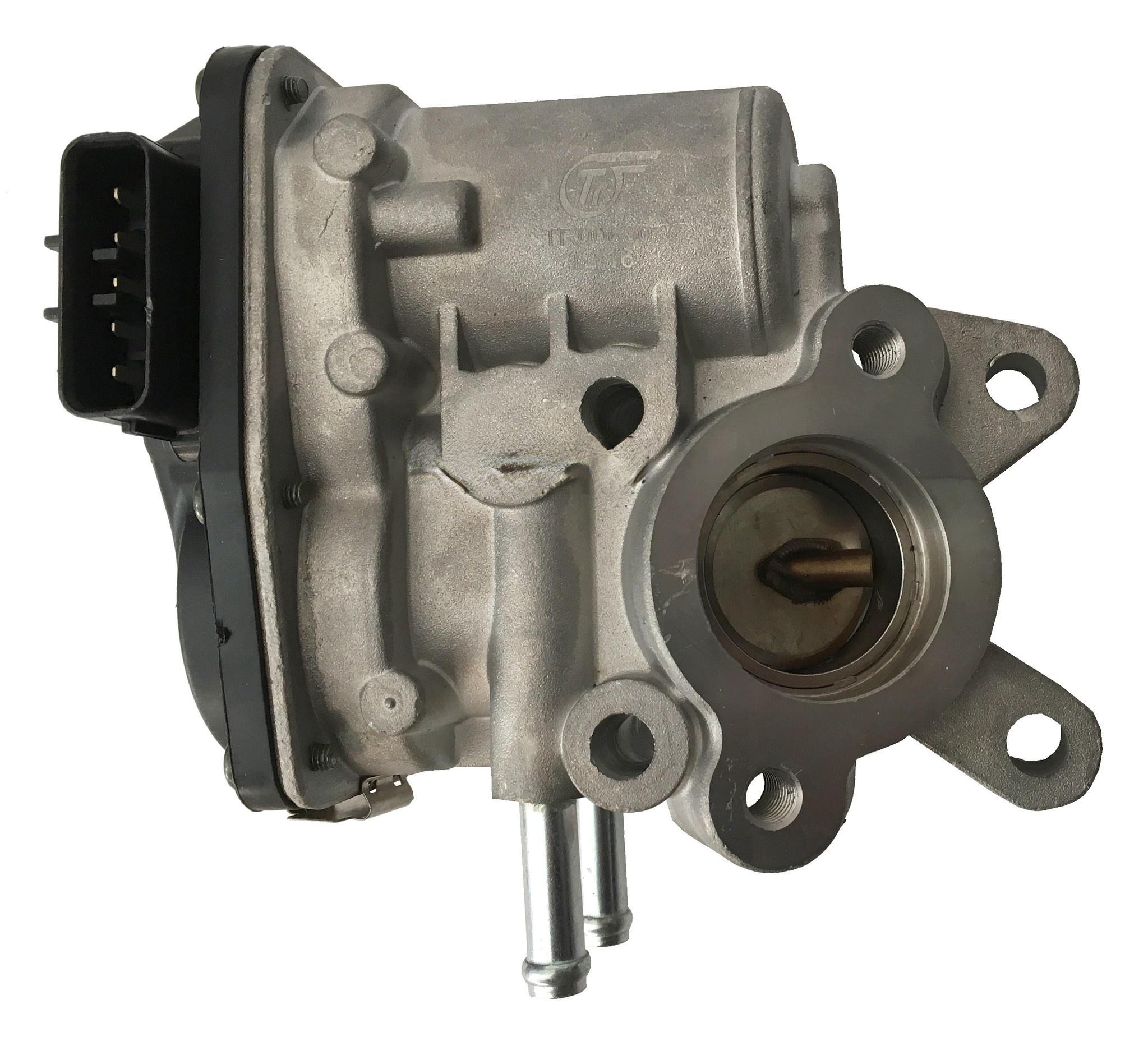 EGR ventil - TR00630 Nissan Navara Pathfinder Náhradní díly prémiové kvality
