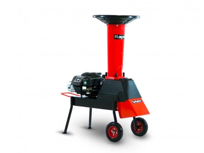 Drtič zahradního odpadu / štěpkovač VARI RAPIDO POWER PLUS