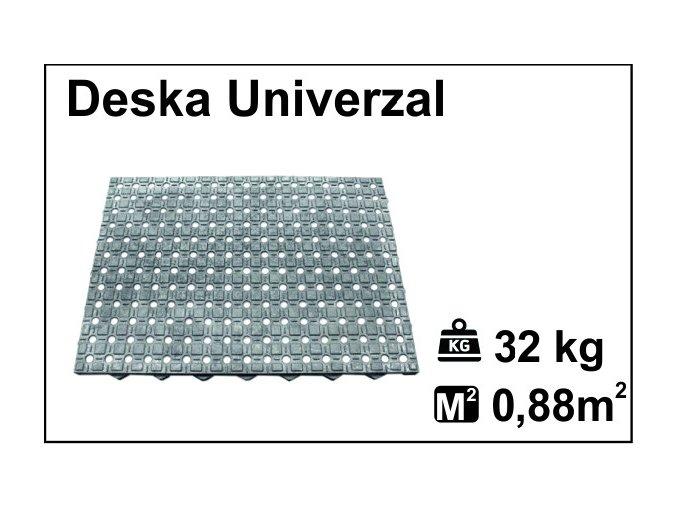 Deska univerzal