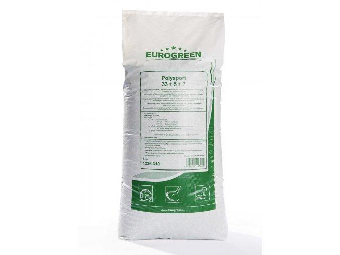 Hnojivo POLYSPORT 33-5-7, 25 kg
