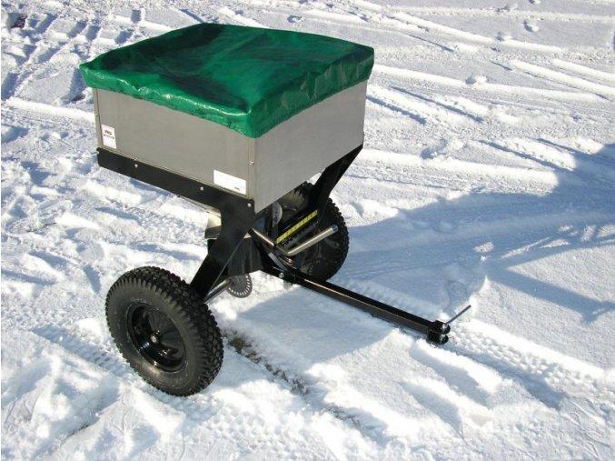 Posypový vozík pro zahradní traktor RV 200
