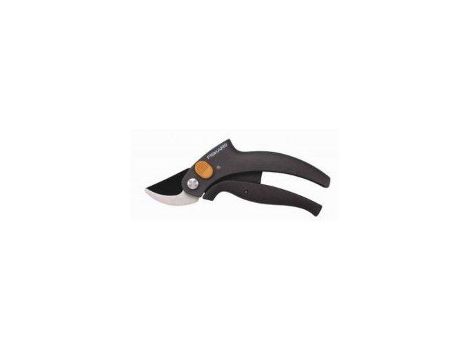 Fiskars nůžky zahradní s pákovým převodem dvoučepelové