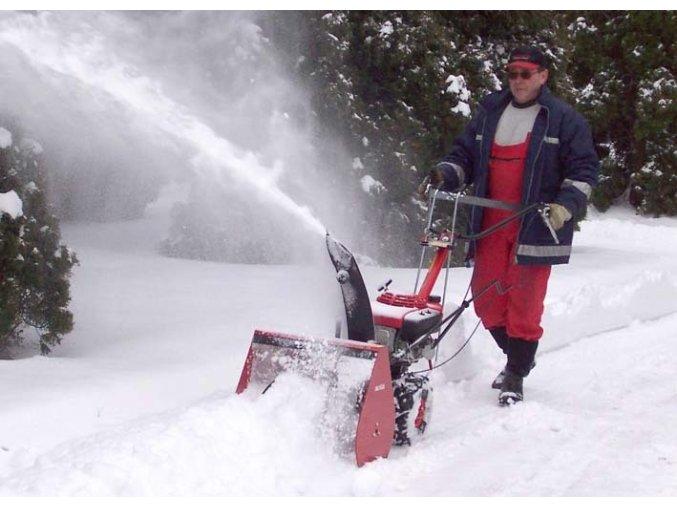 sněhová fréza SF-55 dvoustupňová