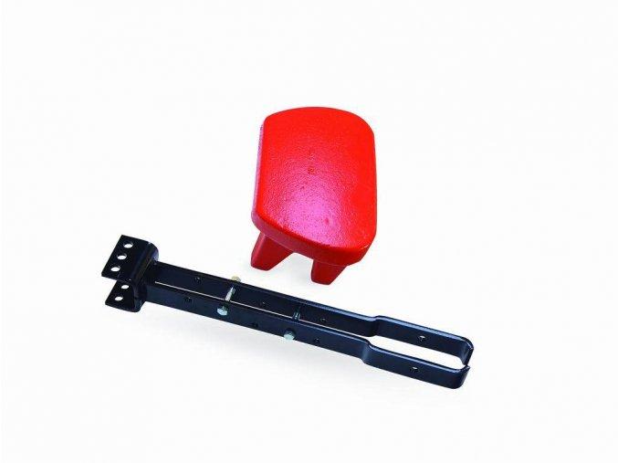 Závěs s nosičem + závaží BZN-002