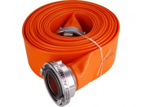 Hadice B75 PVC orange 10m se spojkami