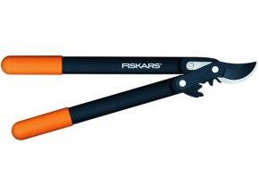 Fiskars 112200 PowerGear™ převodové nůžky na silné větve (S) L72