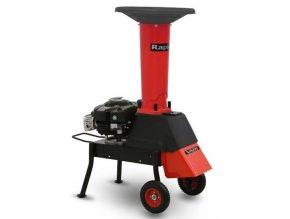 Drtič zahradního odpadu / štěpkovač VARI Rapido s motorem Briggs and Stratton