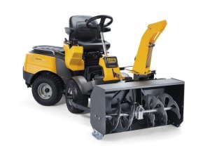 Park Pro 740 IOX snow thrower