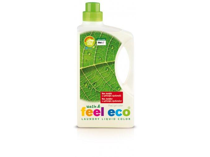 Feel Eco prací gel na barevné prádlo 1,5l