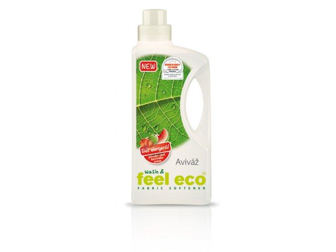 Feel Eco aviváž s vůní ovoce 1 l