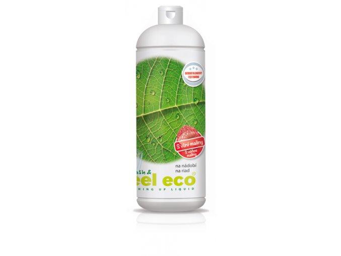 Feel Eco prostředek na nádobí s vůní maliny 1l