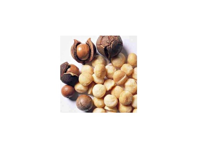 orechy makadamove macadamove
