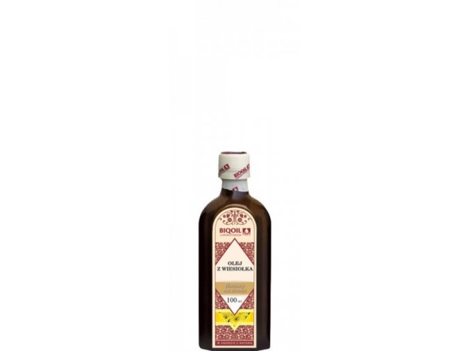 Pupalkový olej 100ml, za studena lisovaný, extra panenský
