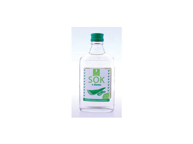 Šťáva z aloe 100% 200ml
